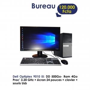 Bureau complet Dell Optiplex