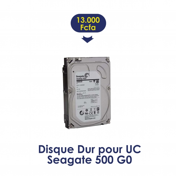 Disque Dur Seagate