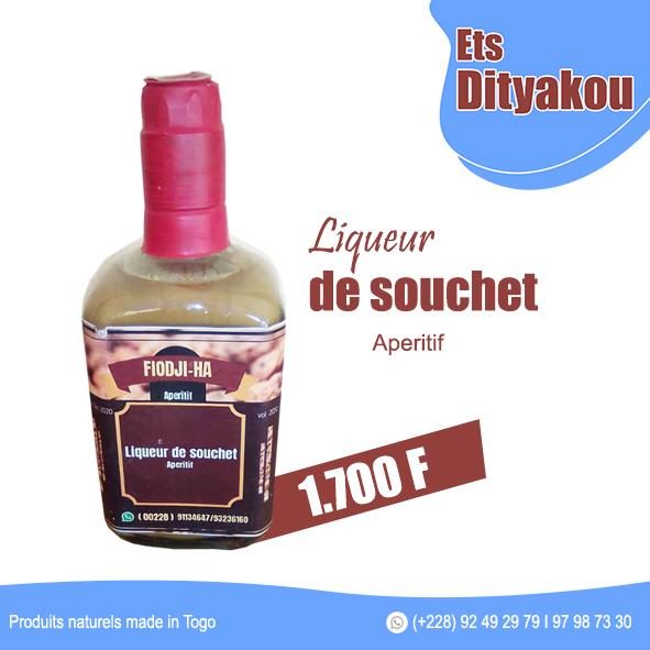 LIQUEUR DE SOUCHET PETIT.