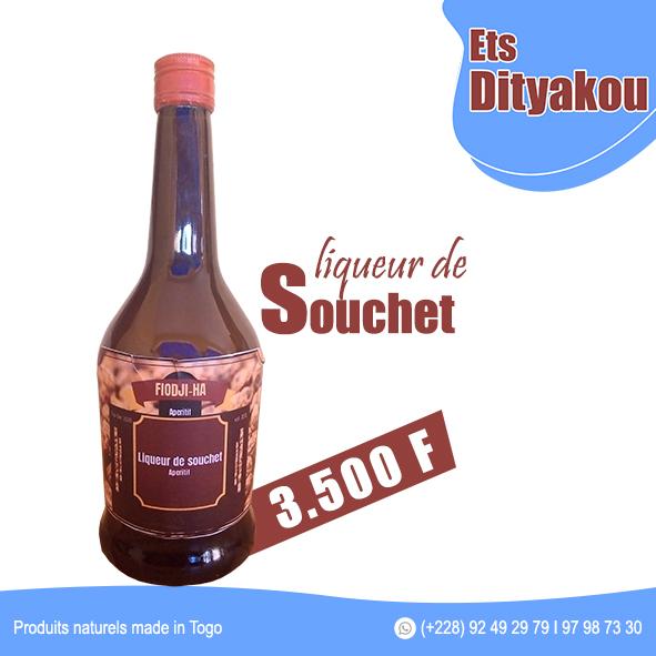 LIQUEUR DE SOUCHET ETS DITYAKOU
