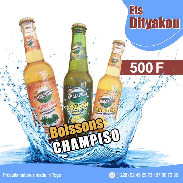 PRODUIT-CHAMPISO