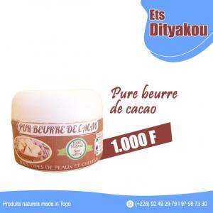 PUR BEURRE DE CACAO ETS DITYAKOU
