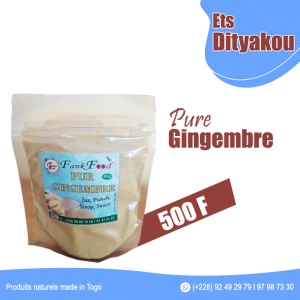 PUR-GINGEMBRE