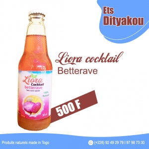 LIORA COCKTAIL BETTERAVE