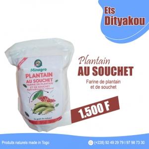 PLANTAIN-AU-SOUCHET ETS DITYAKOU