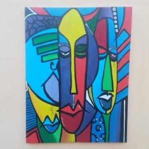 Afro masks
